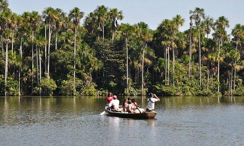 Sandoval lake  National Reserve