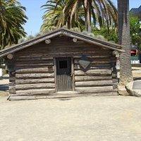 Jack London's cabin