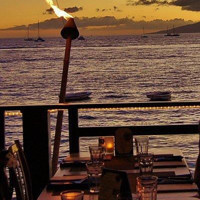 Your table awaits....Lahaina Fish Co.