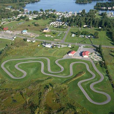 New York States Longest Go-Kart Track! Over One Mile Long!