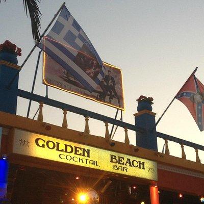 Golden Beach bar