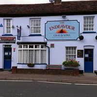 Local pub with home cooked food