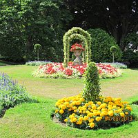 Lower (Victorian) Garden