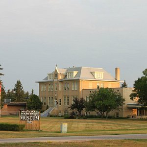 Melville Heritage Museum, Highway 10 North
