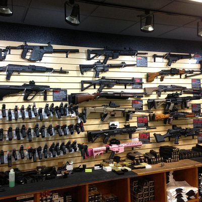 Large Selection of Guns