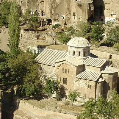st gregorius church kilise cami