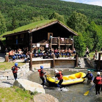 Sjoa Raftings Camp