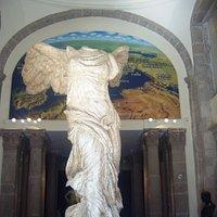 Escultura griega.