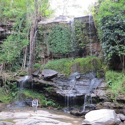 Trekking Mae Wang Area