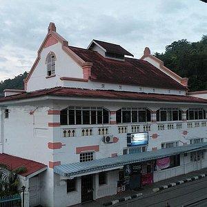Gedung tua bekas pekerja Tambang