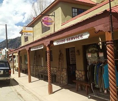 Minturn Anglers Fly Shop - Guided Fly Fishing Trips