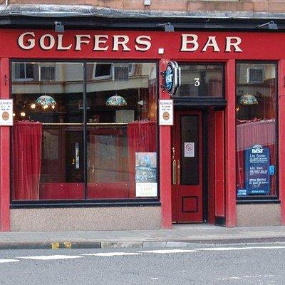 The golfers bar, Rothesay