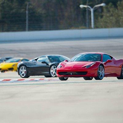 Just your dreams, adrenaline & the wide open asphalt!
