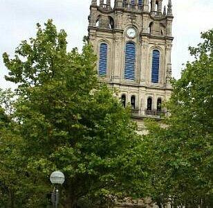 Exterior de la basílica