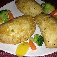 Vegetables empanadas