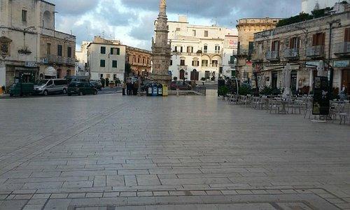 Piazza della Libertà Ostuni