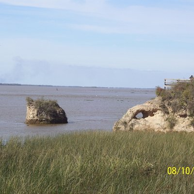 Vista al rio Centro de Interpretacion