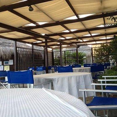 bar-ristorante spiaggia!!