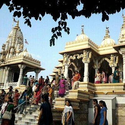 Shri Swaminaran Mandir at Shahibaug Ahmedabad