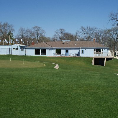 clubhouse and ProShop at the Hillcrest Event Center