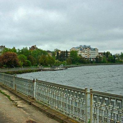 Ternopil Pond