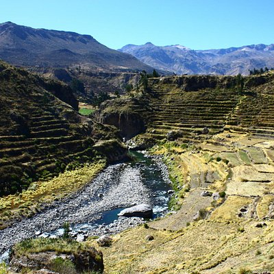 Yanque in the Colca Canyon