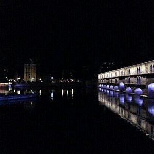 Les ponts couverts, Strasbourg, Alsace, France
