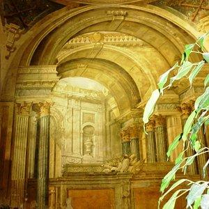 frescos del siglo 17