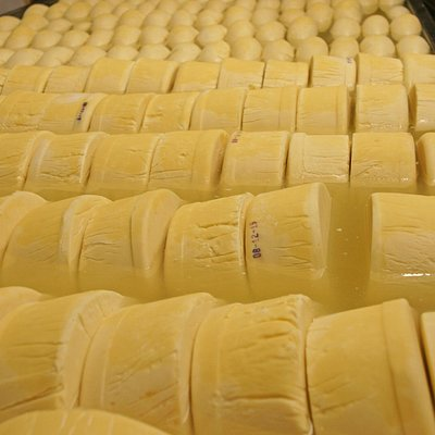 Cheese in brine