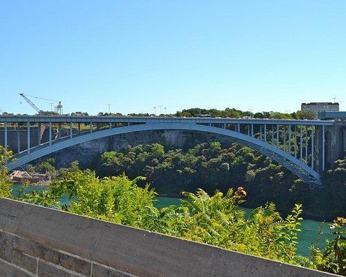 Spanning the Niagara River