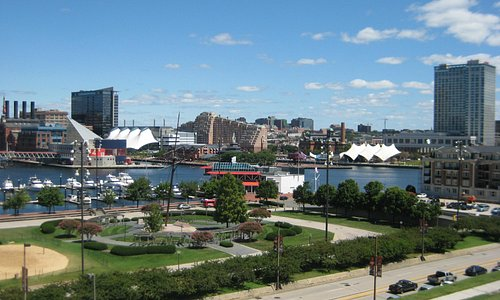 View of the Inner Harbor