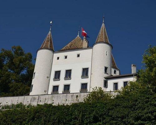 Château de Nyon, Suisse