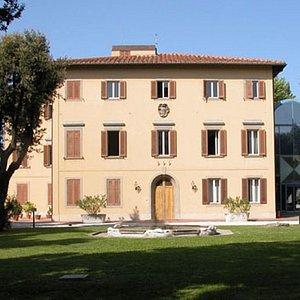 Villa Henderson sede del Museo di Storia Naturale del Mediterraneo Livorno