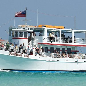 Our beautiful 80' vessel, Southern Star