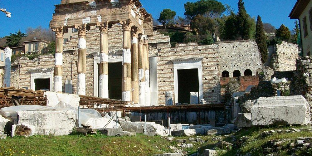 Tempio Capitolium Brescia