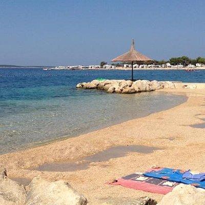 camping village simuni beach