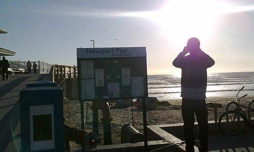 Vista do newport beach