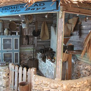 How Bahamians used to live
