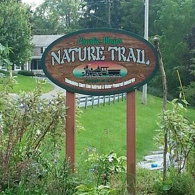 trail enterance