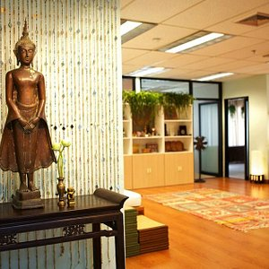 omroom reception