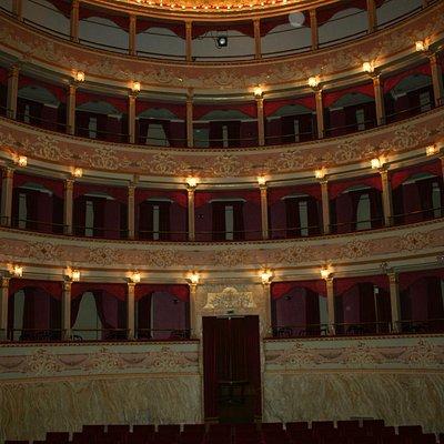 Teatro Filippo Marchetti - Camerino