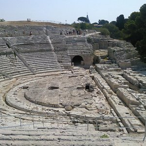 Siracusa - area archeologica