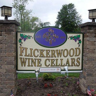 Flickerwood Wine Cellars