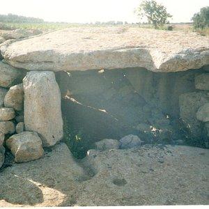 Giuggianello: dolmen