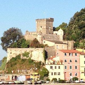il castello di San Terenzo