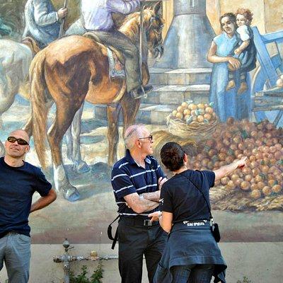 Murals tour