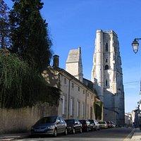 Cathédrale Saint-Gervais (côté rue)