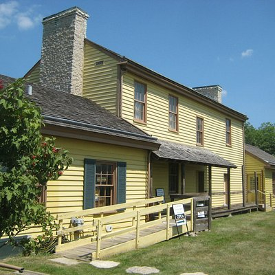 Colonel Davenport House (Back), Hillman Avenue