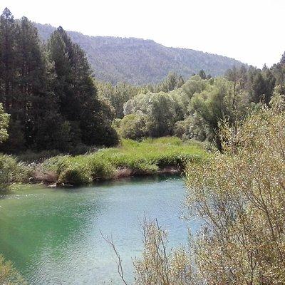 The Tajo River at Poveda