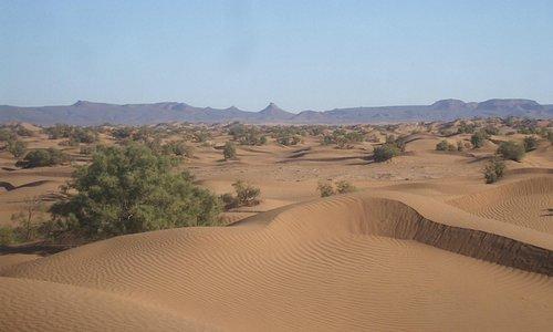 Après le Djebel Bani vers M'hamid
